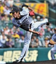 藤浪投手プロ初勝利!!2