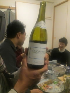 20101223ブルゴーニュワイン