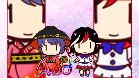 東方輝針城2(PSP)
