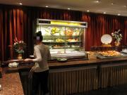 2010 マドリッドホテルの朝食 01