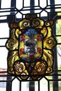 075 ゲルニカ議事堂のステンドグラス