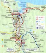 004 Mapa de Metro en Bilbao