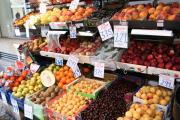 372 サンセバスチャン市街 果物や