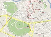 Mapa de Pamplona 3