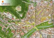 599 Mapa de Burgos