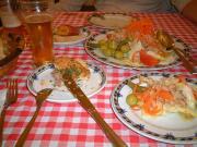 586 ブルゴス バル夕食