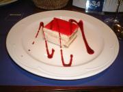 600 ビルバオ ホテル昼食デザート