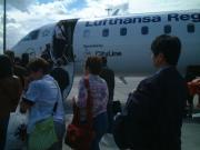741 ビルバオ空港 ミュンヘン行き