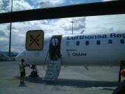 740 ビルバオ空港 ミュンヘン行き