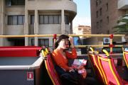 0450 Malaga Tour bus