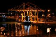 0890 Nocturno de Puerto Algeciras