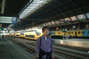0106 アムステルダム中央駅