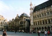 0206 Brussel グランプラス