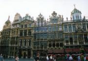 0207 Brussel グランプラス