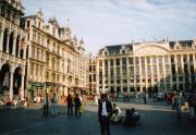 0205 Brussel ブラバン公の館