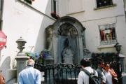 0304 Manneken Pis Brusseles