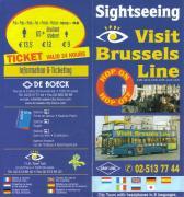 0300 Visit Brusseles Line