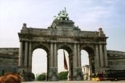 0315 Arcade du Cinquantenaire Brusseles
