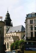 0311 Eglise Norte Dame de la Chapelle Brusseles