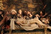 12060 Hospital de la Caridad el entierro de Cristo Pedro Roldaacute;n