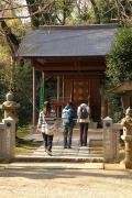 13 葛原岡神社