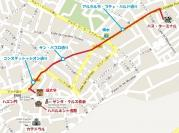 Baeza map 1
