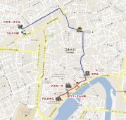 Mapa de Cordoba 1