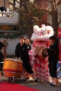 022 春節 獅子舞