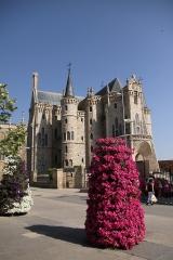 1525 Palacio Episcopal de Astorga