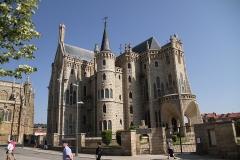 1527 Palacio Episcopal de Astorga