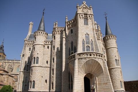 1579 Palacio Episcopal de Astorga