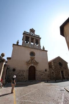 1570 Iglesia de Santa Marta