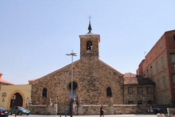 1652 Iglesia de San Bartolome