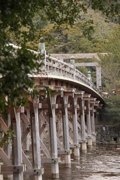 224 内宮 宇治橋