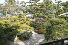 443 二見浦 賓日館 庭園