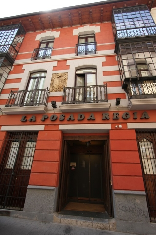 1985 Hotel Posada Regia