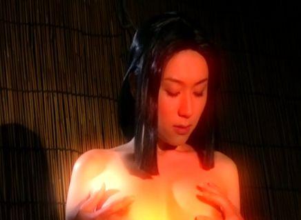 【木下柚花】妖艶セクシーなヌードシーン