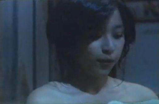 【竹田かほり】大胆なオールヌードを披露する入浴シーン