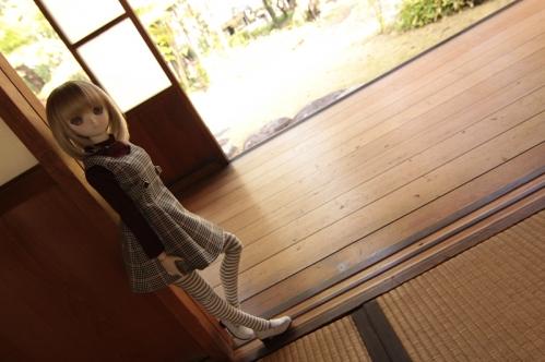 和館廊下にて4