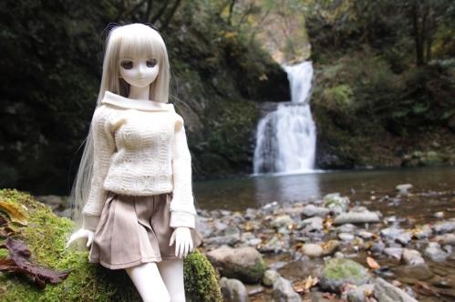 二見滝にて7