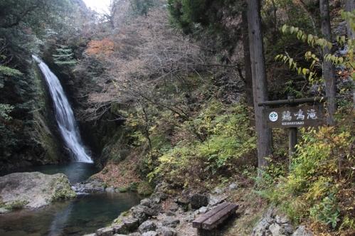 鶏鳴滝遠景