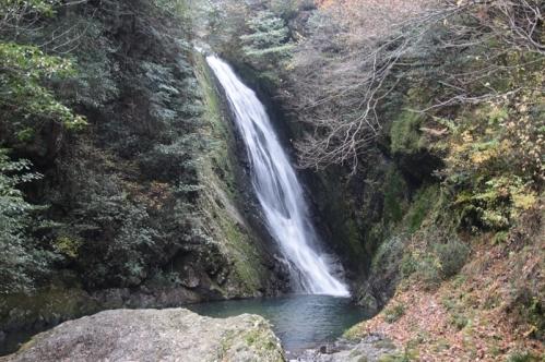 鶏鳴滝全景