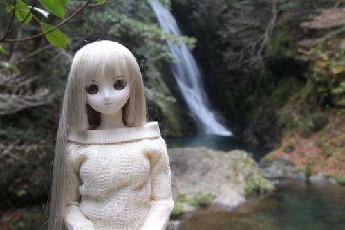 鶏鳴滝にて2