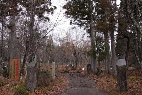 ひるがの分水嶺公園