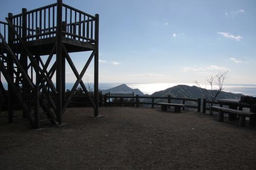 見江島展望台