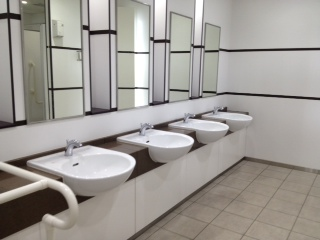 __駅トイレ