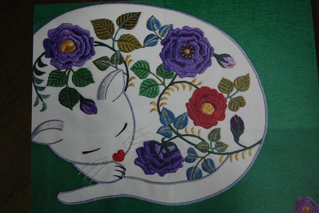 猫モチーフ