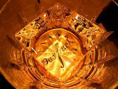 finchのロックグラス