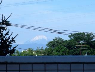 富士山 2013 6.22