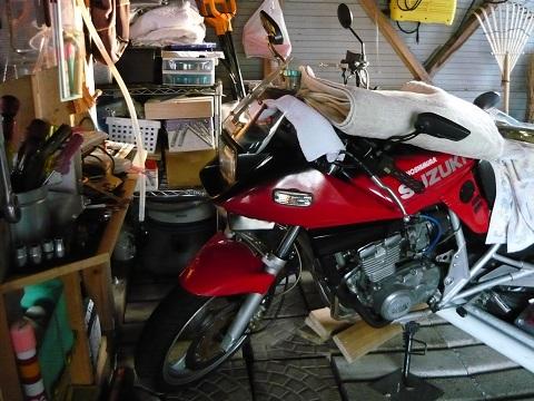 バイクの引っ越し02